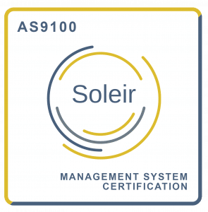 AS9100D CERTIFIED COMPANY